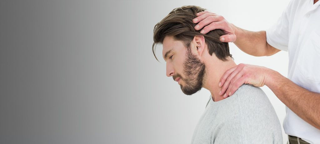 treatment of neck and shoulder pain